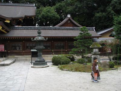 紅葉探訪 今宮神社_e0048413_19545328.jpg