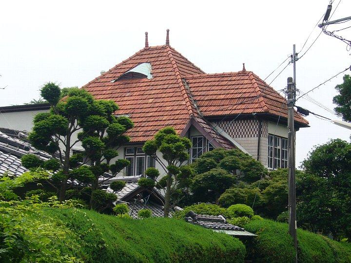 宝塚市雲雀丘の正司邸_c0112559_134765.jpg