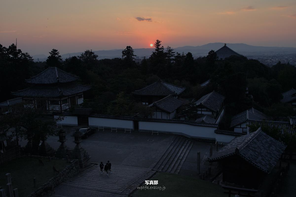 奈良 東大寺二月堂 3 _f0021869_2221462.jpg