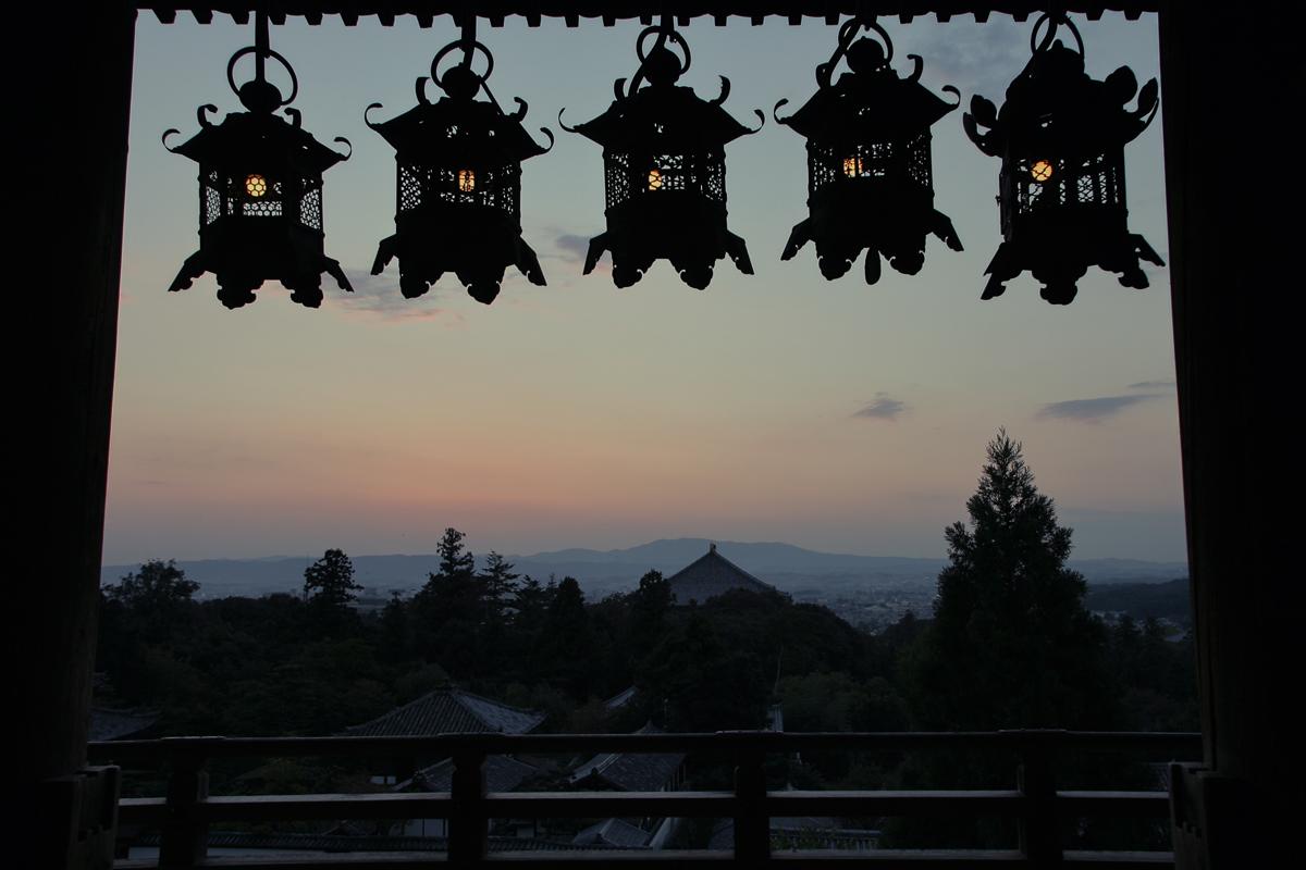 奈良 東大寺二月堂 3 _f0021869_22235269.jpg