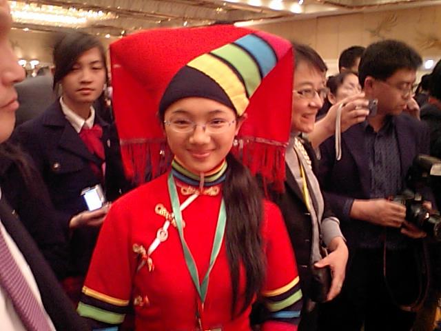 2008日中青少年友好交流年 日本側主催の閉幕式写真 中国広西壮族自治区からの高校三年生_d0027795_2003846.jpg
