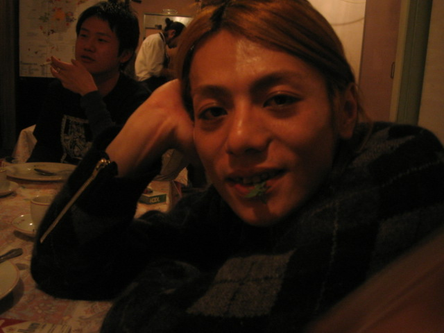 Happy Birthday YONE☆その5_f0170995_1630418.jpg