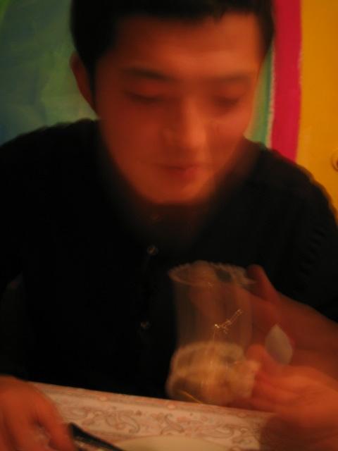 Happy Birthday YONE☆その5_f0170995_16425021.jpg