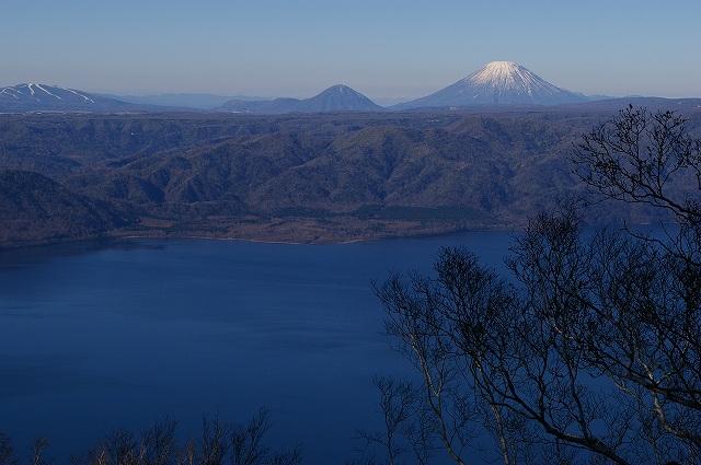 11月12日、風不死(ふっぷし)岳_f0138096_1424467.jpg