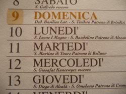 サンマルティーノの日は新ワイン&サルシッチャ&トマト_f0106597_18264013.jpg
