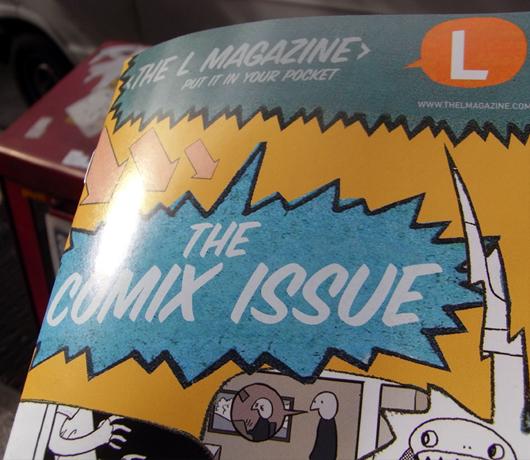 L Magazineのコミック特集 _b0007805_2119710.jpg