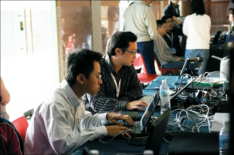 2008 Engineer Camp 每年一度工程師集訓_c0073742_23185450.jpg