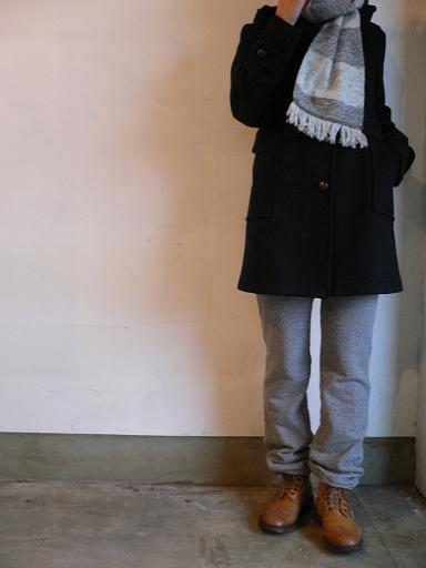 GLOVERALL wool hood coat_d0120442_1261299.jpg