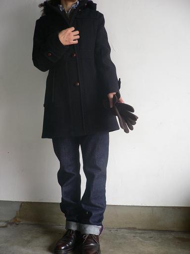 GLOVERALL wool hood coat_d0120442_126168.jpg