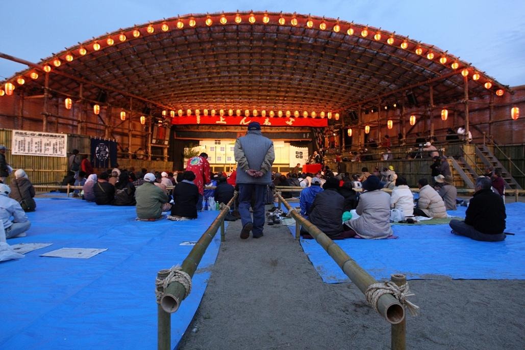 常陸大宮市 「西塩子の回り舞台」 5年ぶり開催!!_e0143883_1741348.jpg