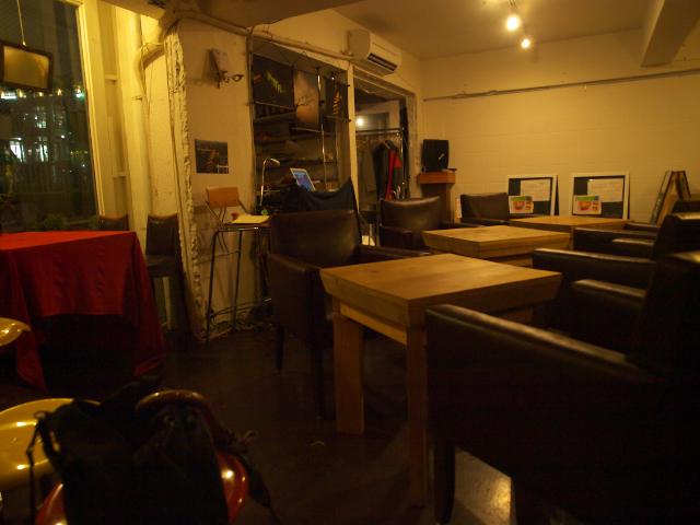 西仲美咲のTokyo Cafe Live _f0024992_1023588.jpg