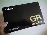 買っちゃった☆RICOH GR DIGITAL Ⅱ_c0151965_4174572.jpg