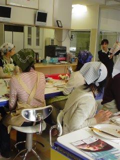 東部ガス・お料理教室と・・・その前日の栄養補給。_f0177295_9353425.jpg