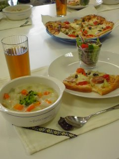 東部ガス・お料理教室と・・・その前日の栄養補給。_f0177295_9353463.jpg