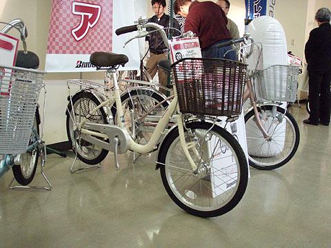 ブリヂストン2009展示発表会_e0126901_18431075.jpg