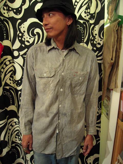 マイフェイバリットなシャツ♪_d0121303_18113236.jpg