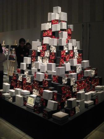 ニコライバーグマンのクリスマスツリー+表参道界隈のクリスマスツリー_e0091712_3192688.jpg