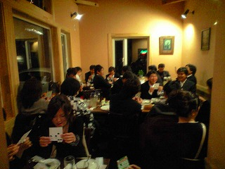 WEDDINNG PARTY 2 【Chef's Report】_f0111415_16381357.jpg