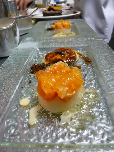 柿の美味しいデセール♪_b0077531_065823.jpg