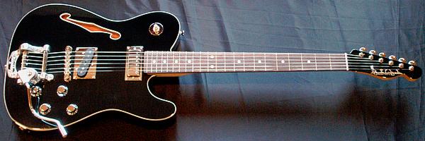 古池さんの「Moderncaster Solid T-Line #008」が完成!_e0053731_20125393.jpg