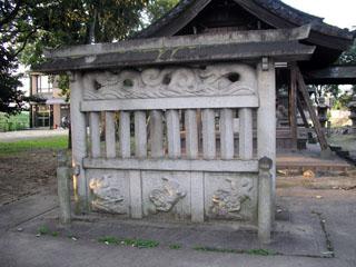 清須市須ケ口神明社の蕃塀_e0113570_22103537.jpg