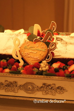 Le cake chocolat  \'Nancy\' @Wedding Party_b0065587_2120997.jpg