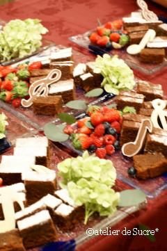 Le cake chocolat  \'Nancy\' @Wedding Party_b0065587_21234158.jpg