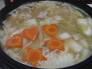 味噌鍋_c0025217_1142138.jpg