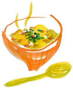 豆スープ、芋スープ_f0135024_17364378.jpg