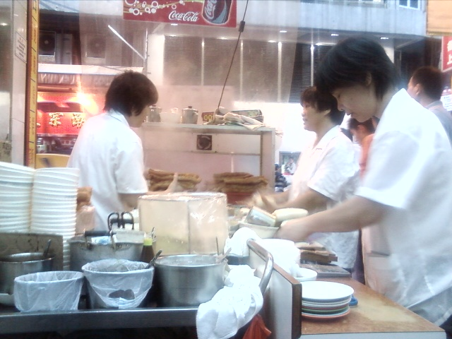 上海 香港麺家@銅鑼湾_e0155771_0463596.jpg