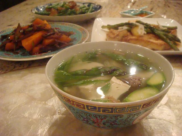 中華おこわの夕食_d0100880_534414.jpg