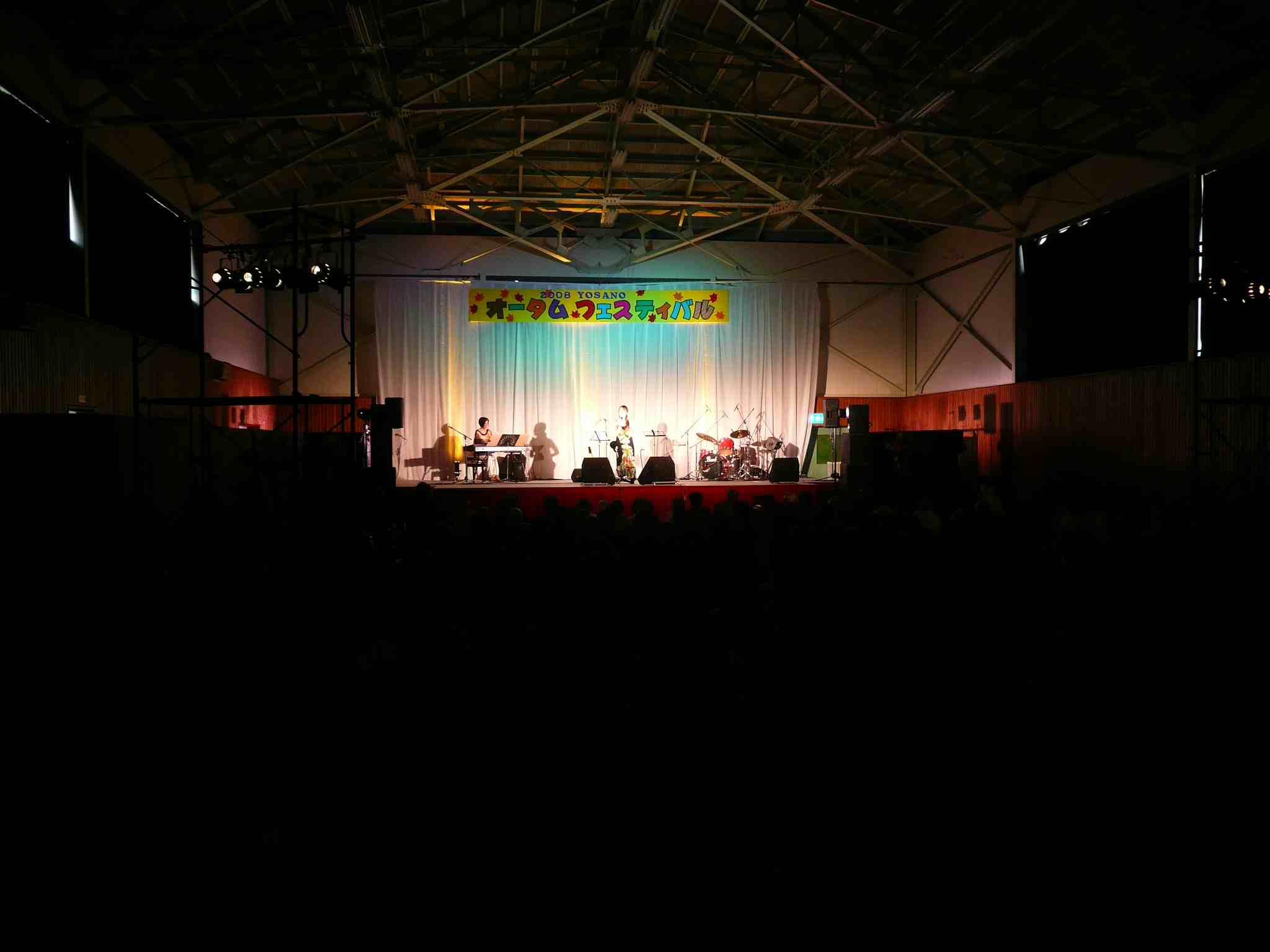与謝野町コンサート/本番_b0099226_18595513.jpg