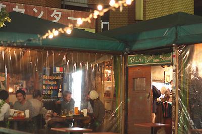 テントの居酒屋「SALA」_b0008655_0574130.jpg