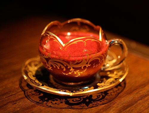 ガラスのカップソーサー_c0108595_13224544.jpg