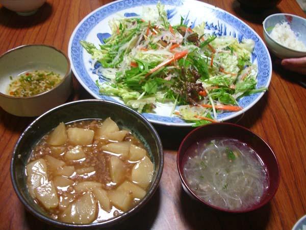 今日はタイ料理♪_a0080406_1464933.jpg
