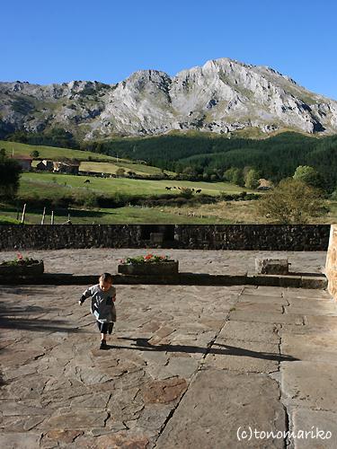 バスクの旅もぐるぐるぐる〜。_c0024345_1041672.jpg