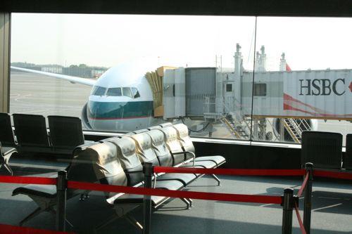 グアム旅行記15 グアム発成田行き日航JL982便_f0059796_081555.jpg