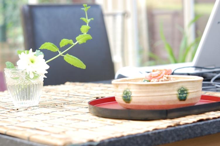 「洋&エスニック」一品で2度美味しい☆スモークサーモンとクレソンのレモン風味パスタ_d0104926_6354084.jpg