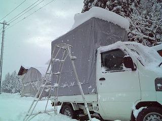 初雪 多すぎ!_f0032130_16294029.jpg