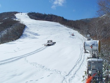 かぐら スキー 場 積雪