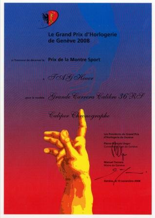 タグ・ホイヤーが栄誉ある賞を受賞_f0039351_16491443.jpg