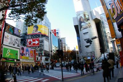 11月20日(木)今日の渋谷109前交差点_b0056983_13295246.jpg