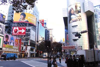 11月21日(金)今日の渋谷109前交差点_b0056983_18365790.jpg