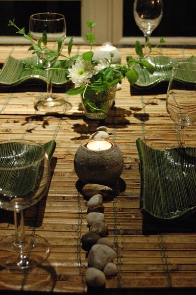 イギリス韓国街へご案内&日本庭園なテーブルコーディネート☆_d0104926_7151785.jpg