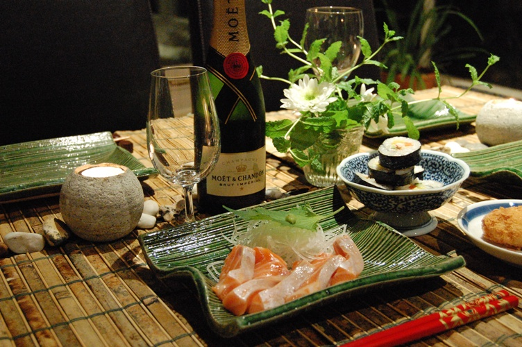 イギリス韓国街へご案内&日本庭園なテーブルコーディネート☆_d0104926_720065.jpg