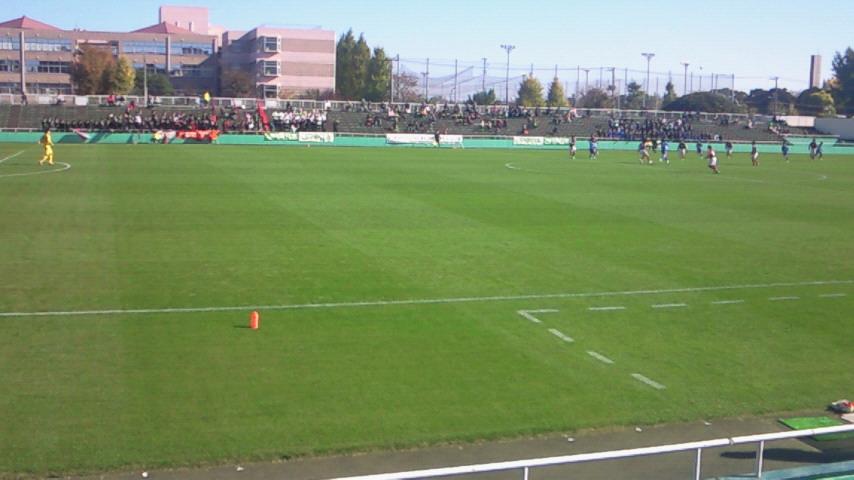 大学サッカー~西ヶ丘~_f0057049_15363192.jpg