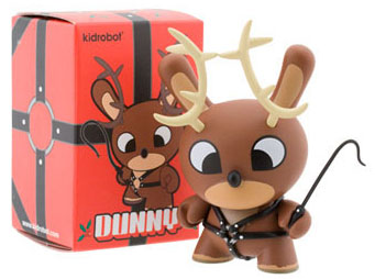 3-Inch Reindeer Dunny by Chuckboy_e0118156_1625210.jpg