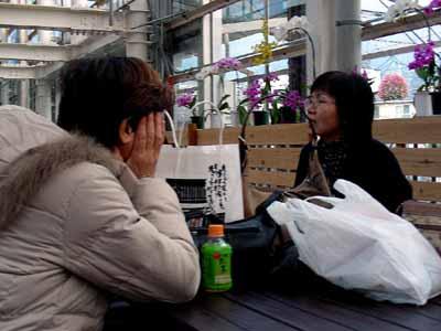 トロッコ嵯峨駅休憩所♪_d0136282_19532362.jpg