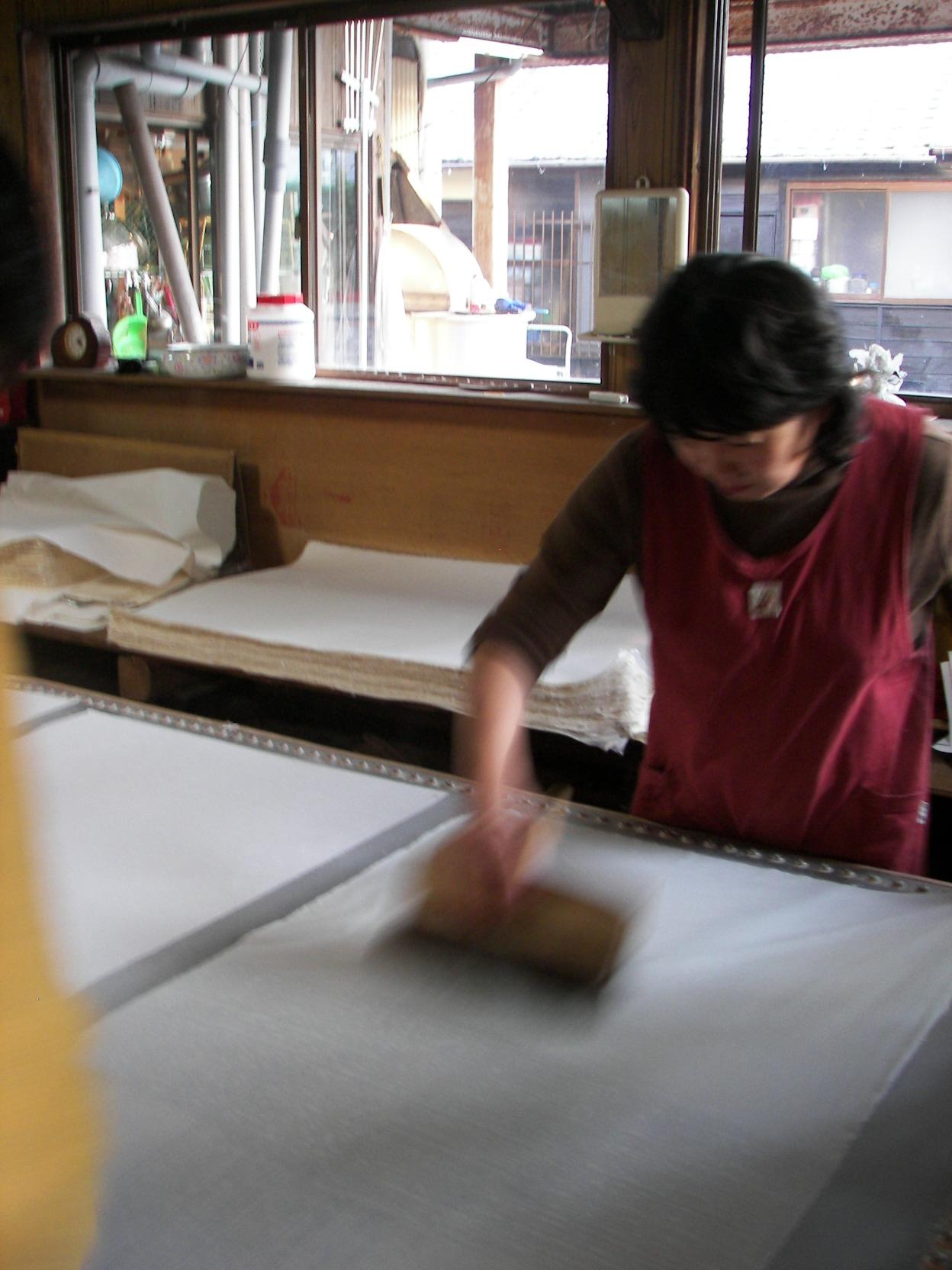 八女の和紙工房_f0171785_1533208.jpg