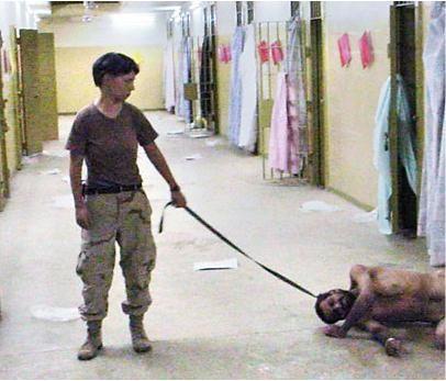 腐った7つのリンゴ 「イラク・刑務所虐待はなぜ起きた」(NHKスペシャル)_c0013092_18563927.jpg